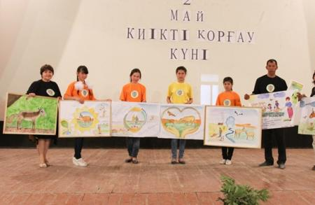uzbekistan outreach school project